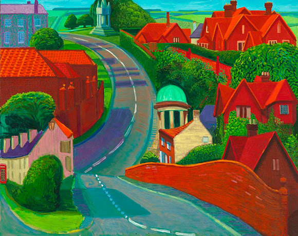 Paintings : Works | David Hockney